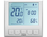 Thermostat Applications for Different Rooms