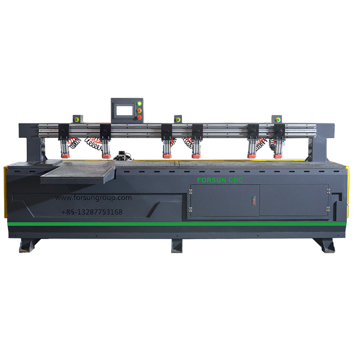 CNC Lock Dowel Machine | laser side hole machine