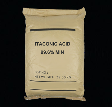 Factory producer manufacturers ITACONIC ACID 99.6% MIN lubricant oil paper coating pharmaceuticals