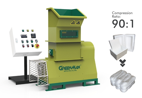 GREENMAX Foam Densifier M-C50 Hot Sale