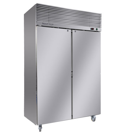2 Door Reach In Freezer