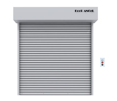 Stainless Steel Rolling Door
