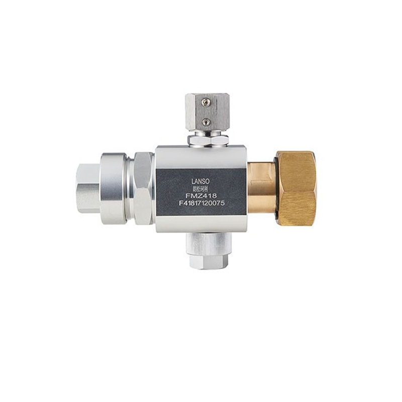 SF6 Gas Measurement Valves