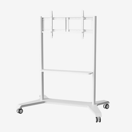 WH3780 70 Inch Interactive Display Mobile Cart Simple