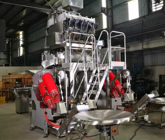 Potato Product Mulithead Weigher