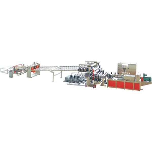 PVC Expansion Board Production Equipment