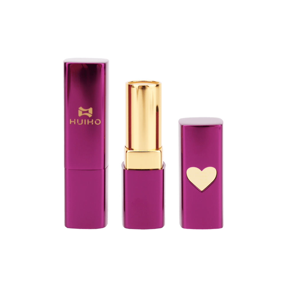 Romantic Purple packaging lipstick tube HL8328