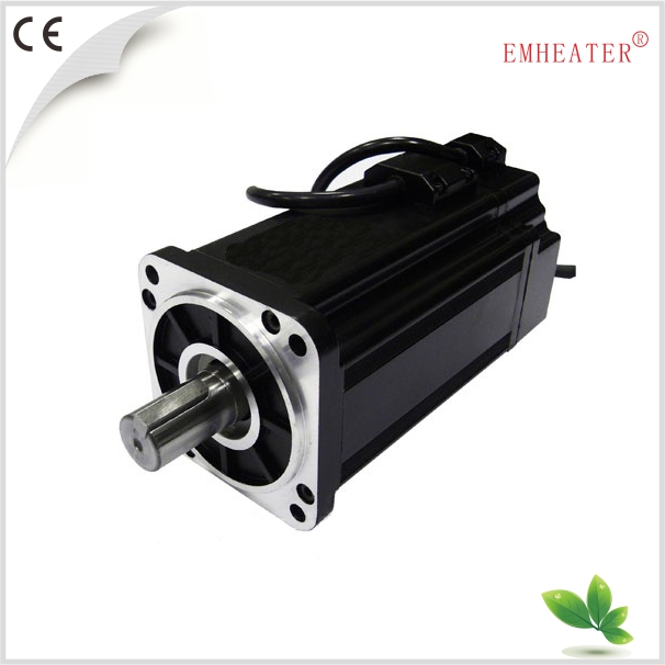 EMHEATER 2.4N.M 3000rpm 0.75KW 4A High Performance Servo Motor 200~240V 80 series
