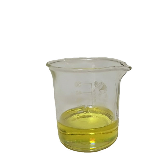 99% High Purity CAS 1009-14-9 Valerophenone Yellow Liquid with Factory Price