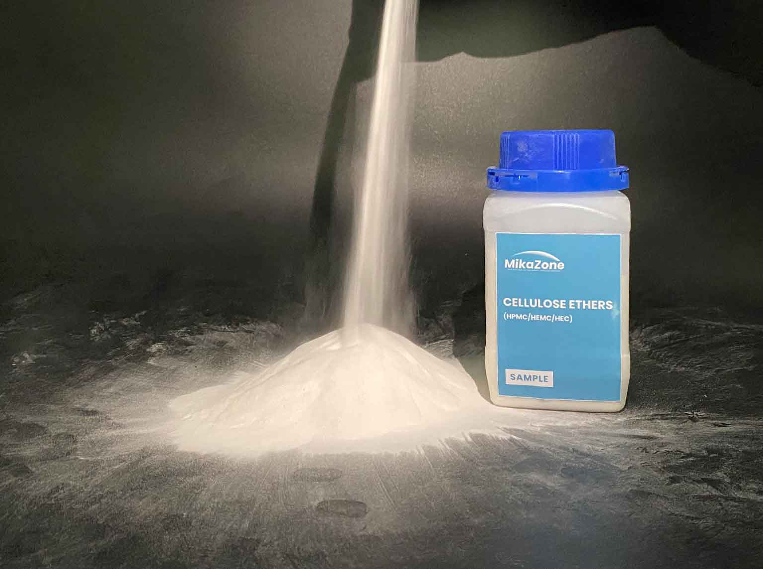 MikaZone's Hydroxyethyl Methyl Cellulose with Good Water Retention, Anti-Slip, Bonding Strength
