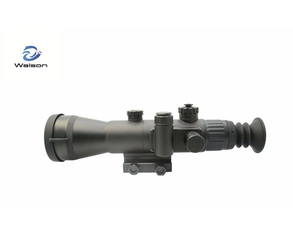 Low-Light Rifle Scope