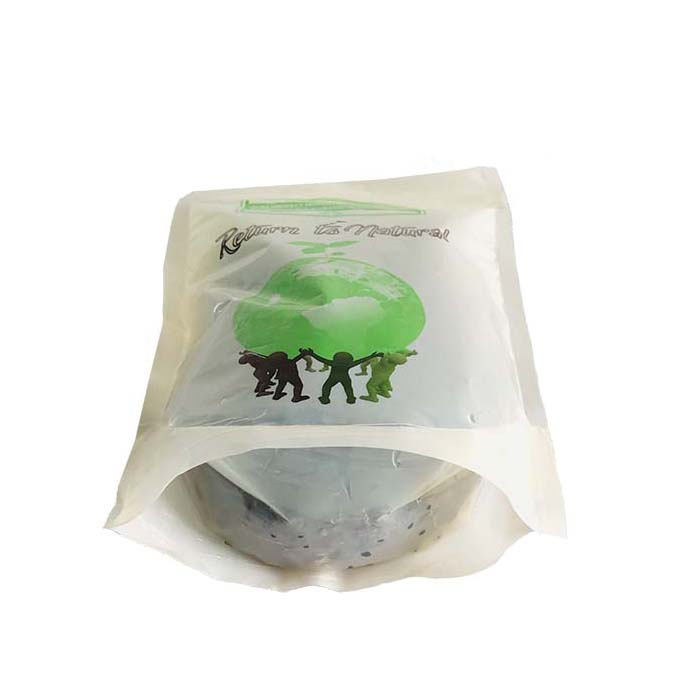 Biodegradable Resealable Stand Up Pouches