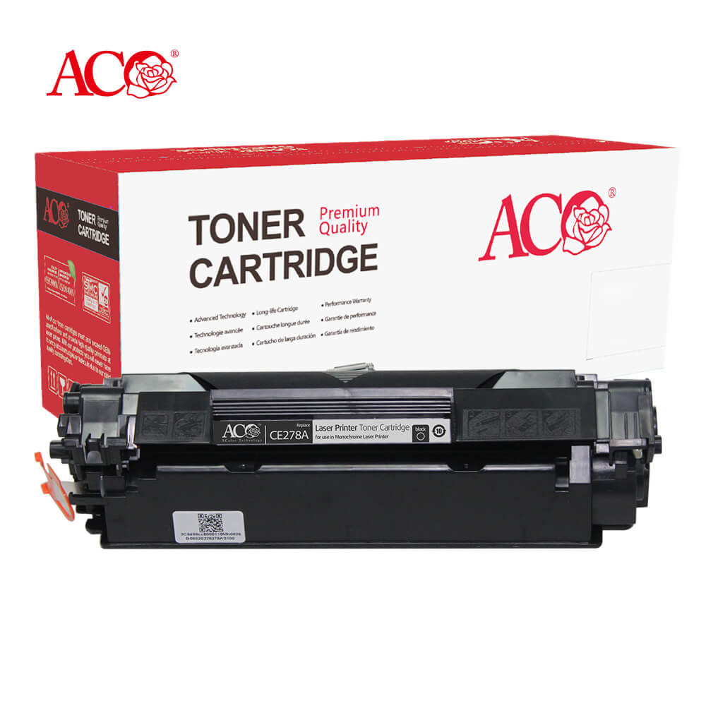 ACO China ODM Compatible Toner Cartridge For HP Cartucho De Tinta CB435A CE278A CB436A CE285A 35A 78A 36A 85A