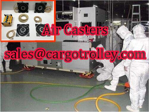 Air casters price and pictures