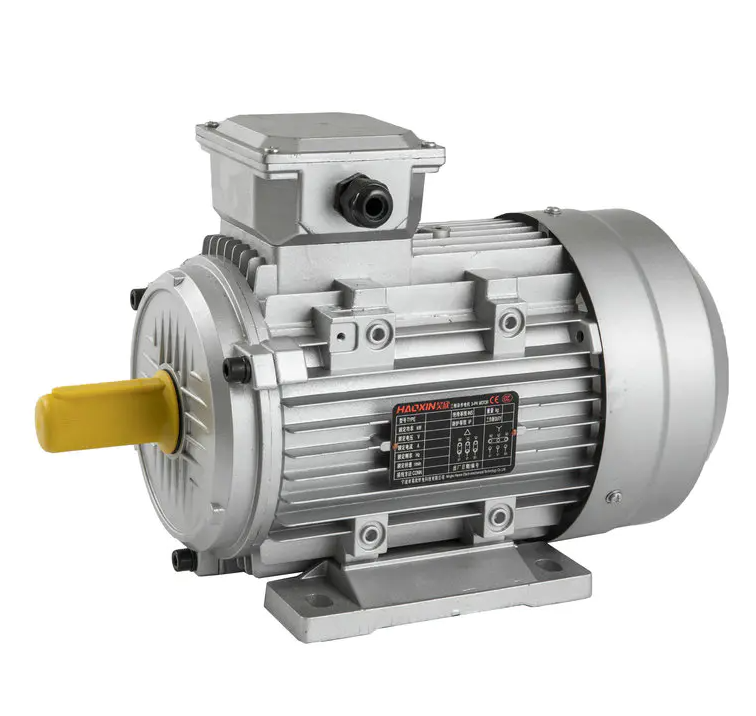 High-Efficiency Aluminum Motor