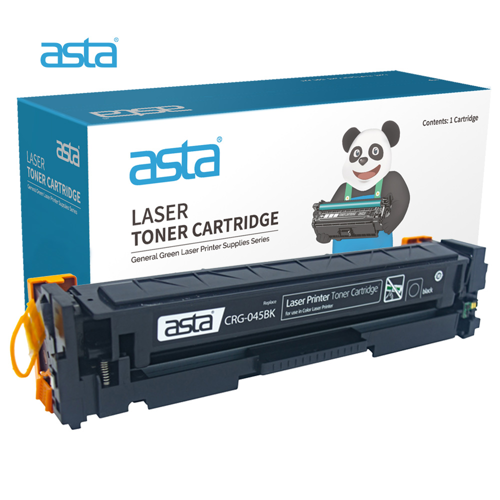 ASTA Factory Wholesale High Quality CRG 045 045H 040 040H 046 046H 054 054H Color Laser Compatible Toner Cartridge For Canon