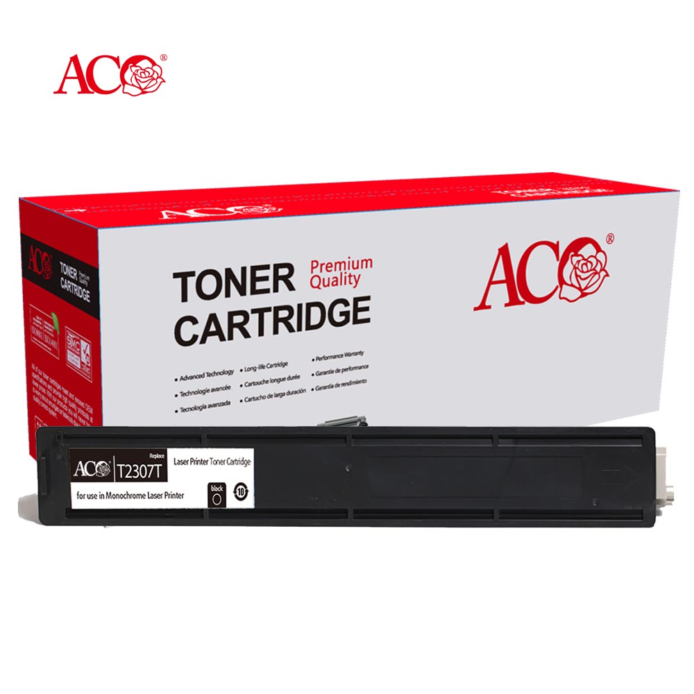 ACO Supplier Wholesale Premium T-2507 T2507 Copier Toner Cartridge Compatible For Toshiba e-STUDIO 2006 2306 2506 2307 2507