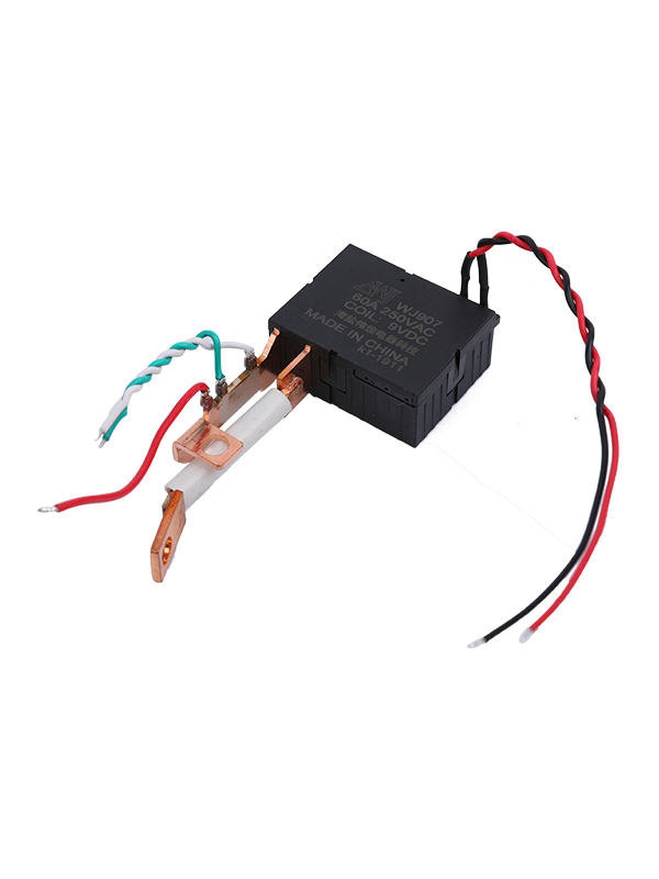 DC Series Split Core Current with shielded three-phase