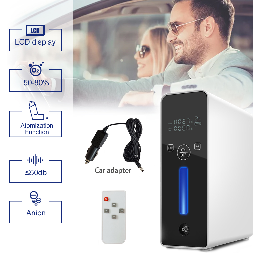 oxygen concentrator machine for home use