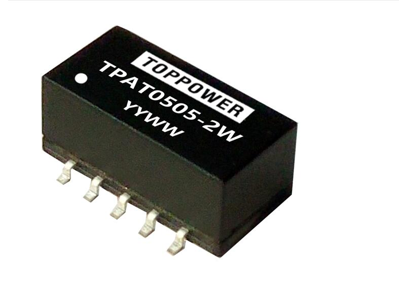 2W 3KVDC Isolated Single and Dual Output DC/DC Converters