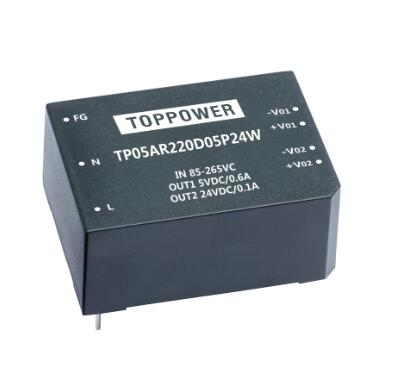 5W 3KVAC Isolation Wide Input AC/DC Converters