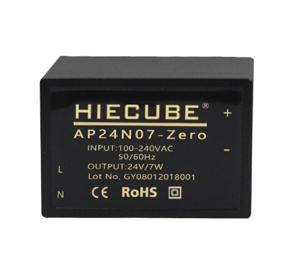Acdc Switch Power 220V to 24V Isolated Power Module 7W Low Ripple