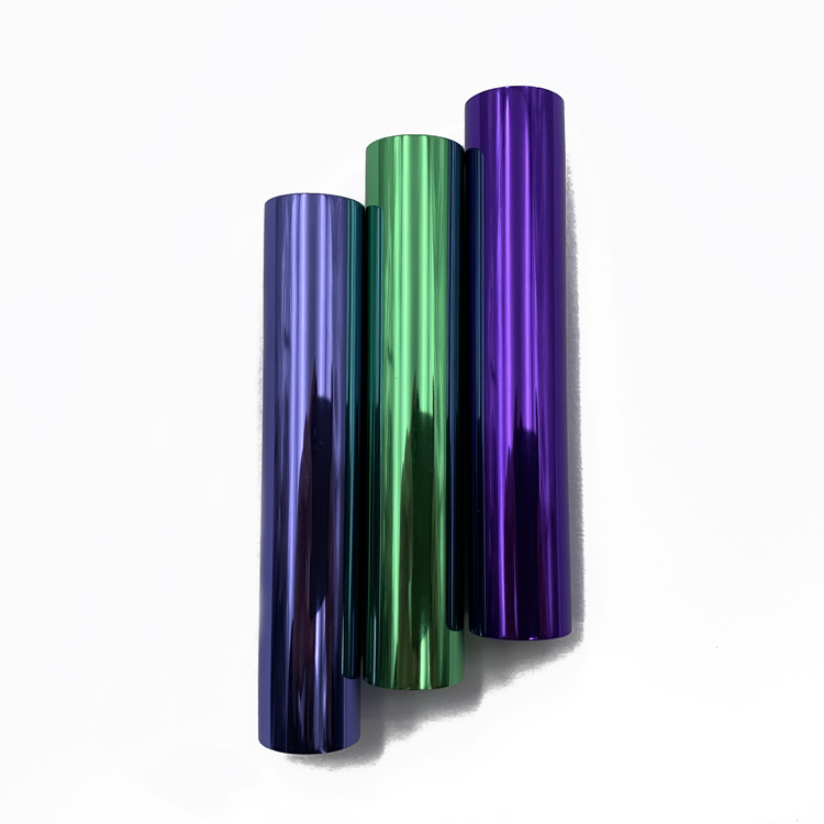 various colours empty aluminum cosmetic lipstick tube parts