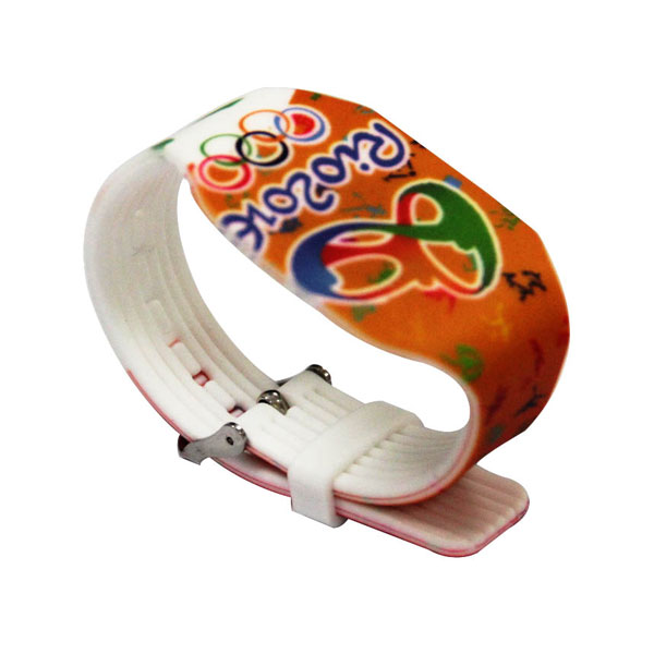 Custom RFID Wristbands Manufacturer/Supplier