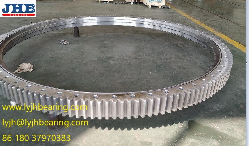 061.25.1120.301.11.1523 four point contact ball slewing bearing