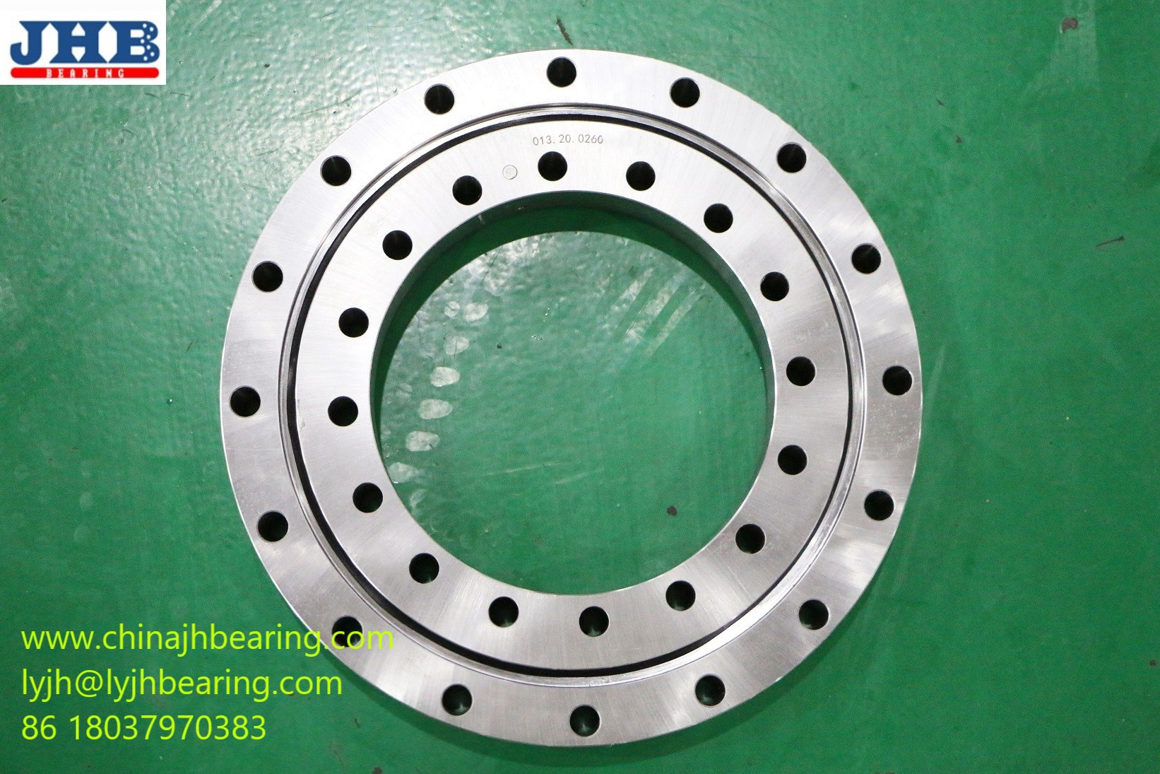 787/1000G2 Slewing bearing 1000x1250x100mm for stacker track swivel equipment