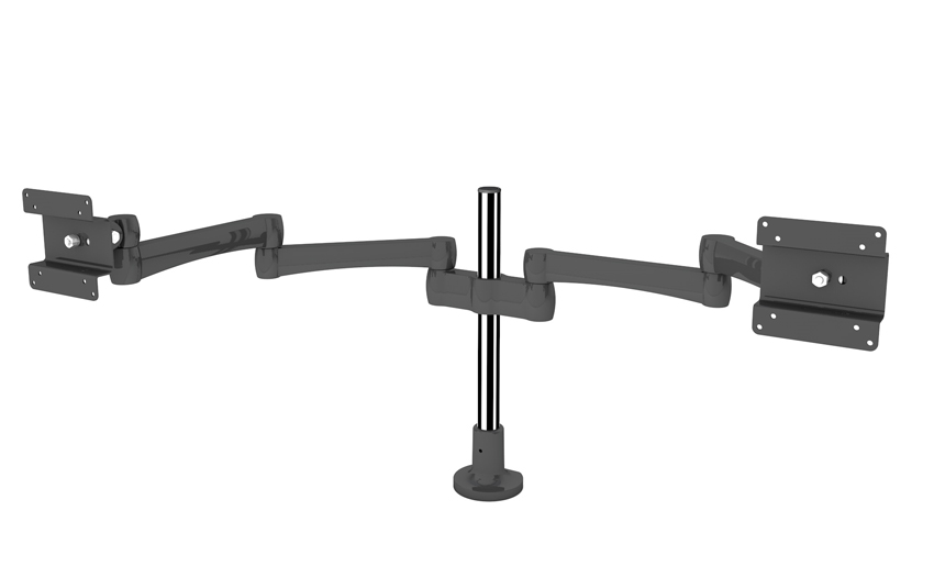 Universal Single LCD Computer Monitor Arm
