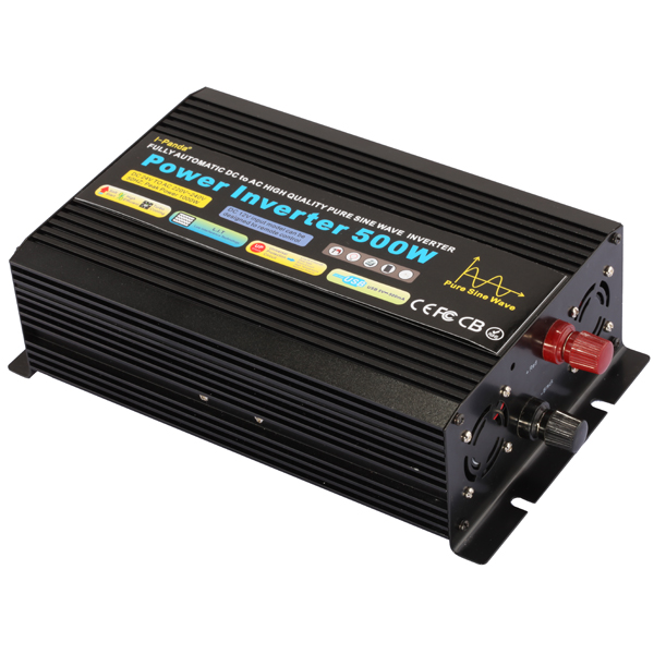 Pure sine wave inverter 500W
