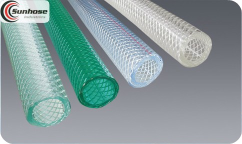 Flexible Reinforced PVC Hoses