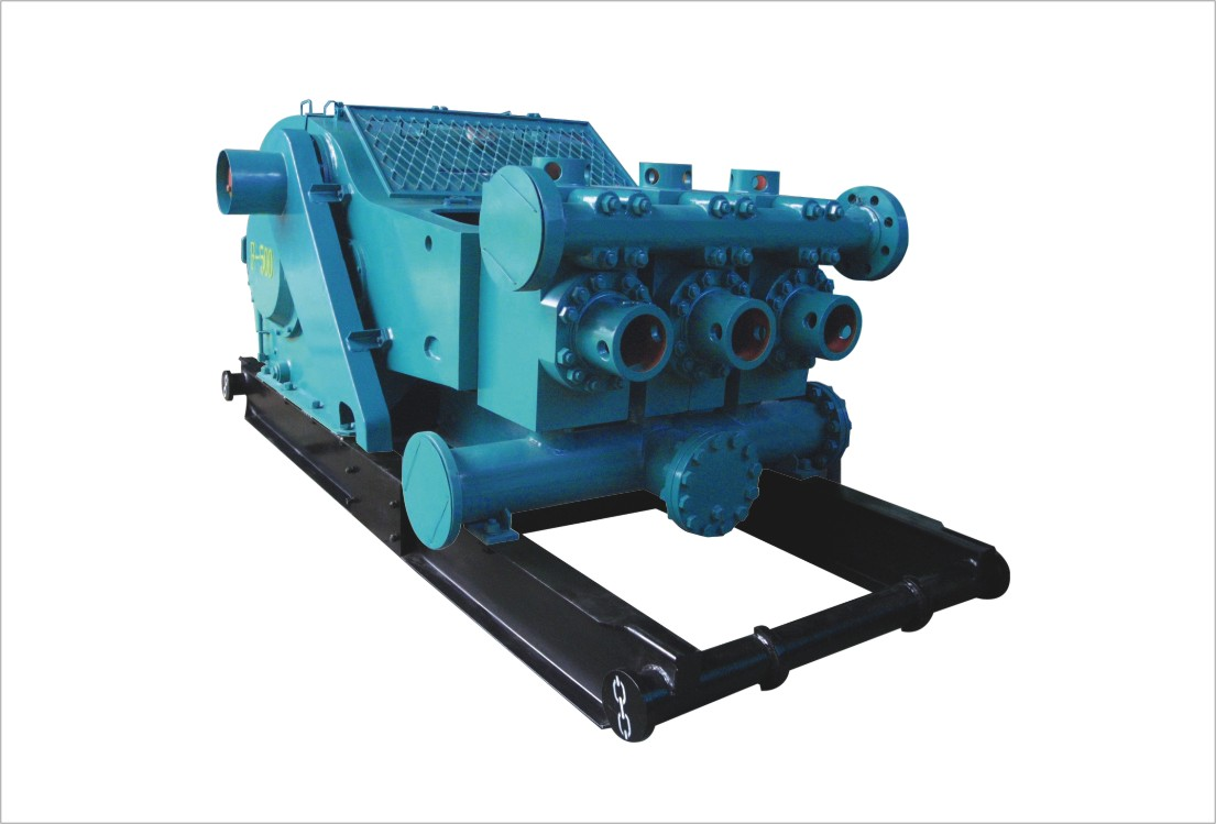 BOMCO/EMSCO F-500 Triplex Drilling Mud Pump