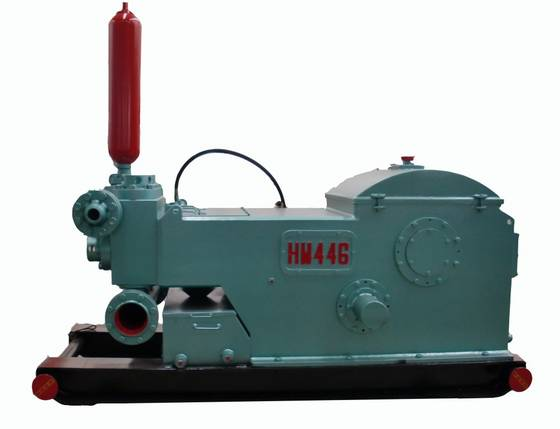 EWS-446 Triplex Well Service Mud Pump