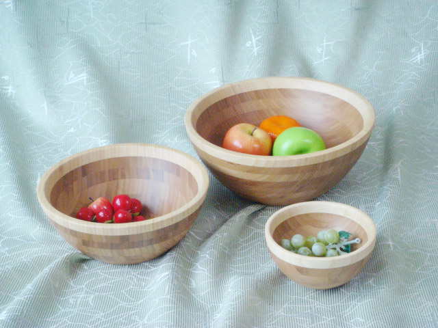 Bamboo Bowl From China