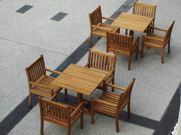 Quality teak and rattan furniture for home hotel