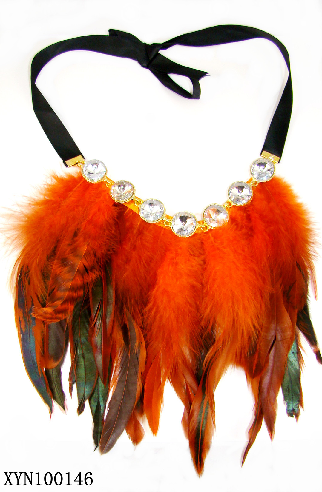 Fashion Hot Sale Feather Necklace