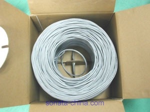 LAN cable UTP/FTP Cat5e ,Cat6