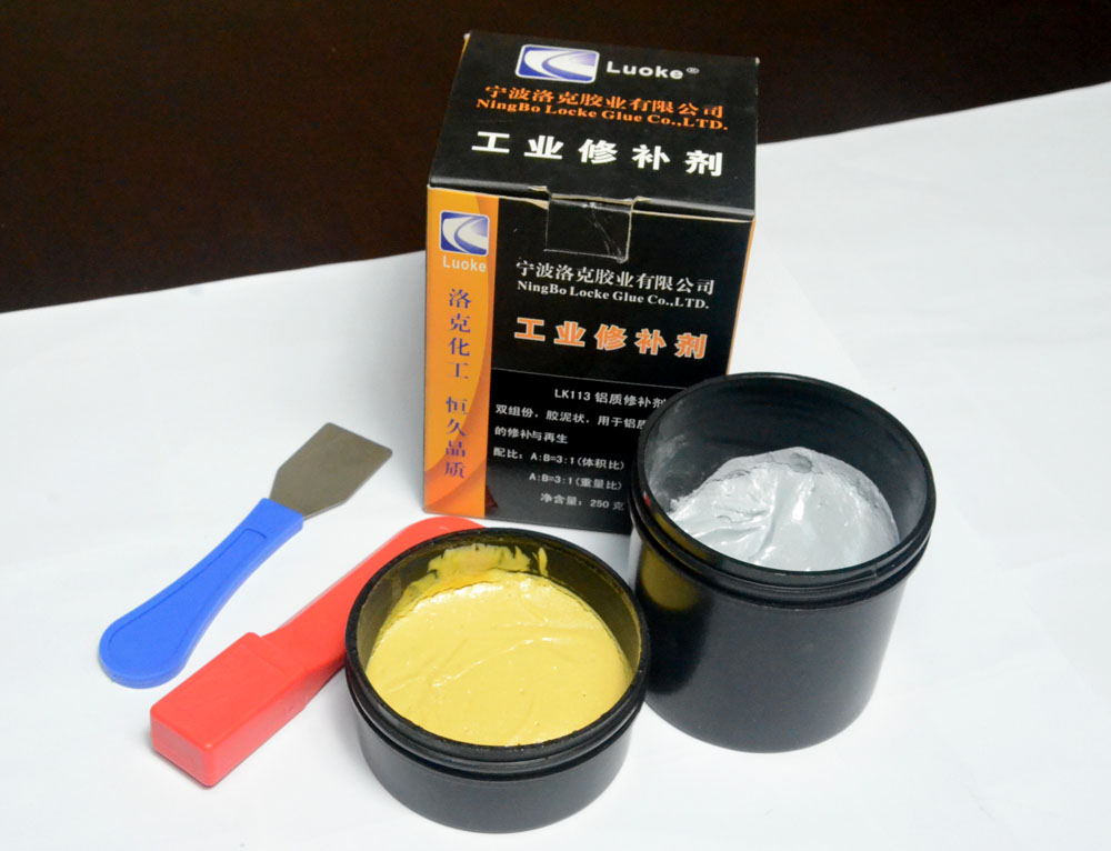 Epoxy Metal Repair Putty