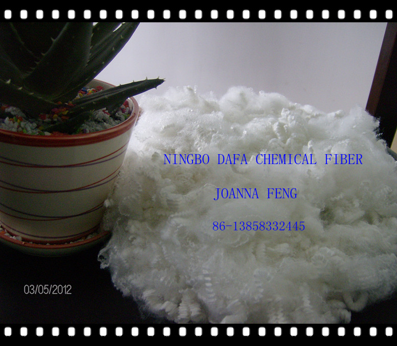 sell hollow recycled polyester staple fiber