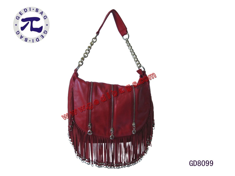 lady fashionable handbags