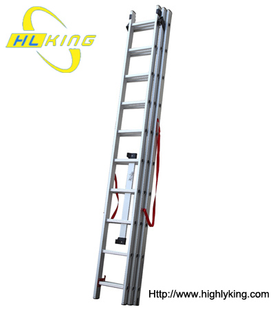 Aluminium foldable Combination ladder (HE-310)