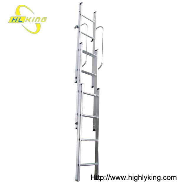 Aluminium Collapsible Multi Purpose Ladder Hm 203
