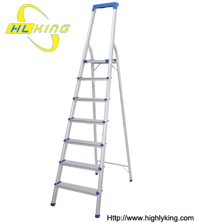 Aluminium foldable domestic ladder(HH-507)