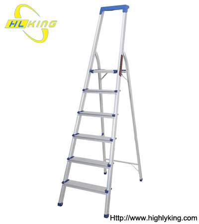 Aluminium folding Household step ladder(HH-506)