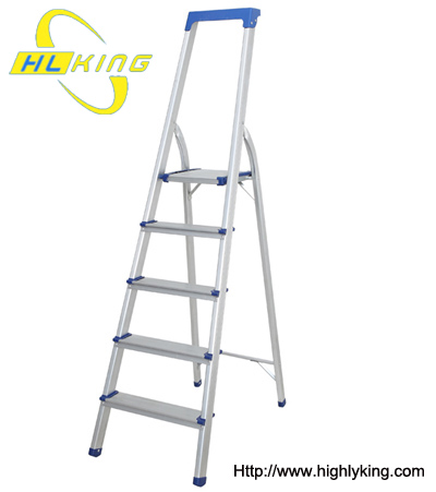 Aluminium folding house ladder (HH-505)