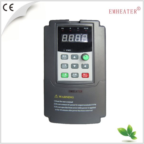 EMHEATER NEW 5HP 4000 watt 4KW Power 380V VARIABLE FREQUENCY DRIVE INVERTER VFD for Spindle Motor Speed Control