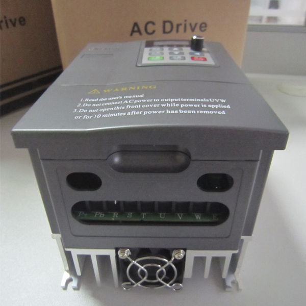NEW-3HP 2.2KW 10A 220V Frequency Inverter 400HZ VFD VARIABLE FREQUENCY DRIVE