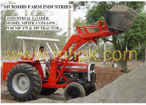 Hydraulic Front End Loader